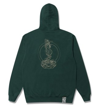 Backchannel(バックチャンネル)DANCER FULL ZIP PARKA (Green)