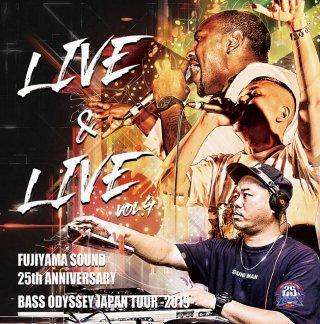 【CD】LIVE & LIVE VOL.4  FUJIYAMA