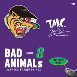【CD】BAD ANIMALS 8  TURTLE MAN's CLUB