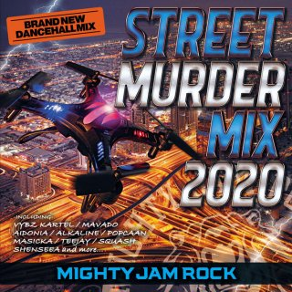 【CD】STREET MURDER MIX 2020  MIGHTY JAM ROCK