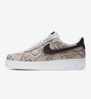 Nike AIR FORCE 1 '07 PRM 【SNAKESKIN】