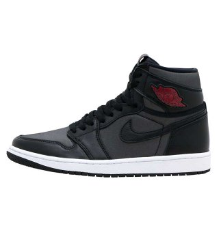 "Nike Air Jordan 1 Retro High OG ""Black Satin"""