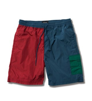 PRIMITIVE(プリミティブ) OXFORD NYLON SHORT (NAVY)