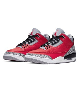 NIKE AIR JORDAN 3 RED CEMENT (店頭優先販売)