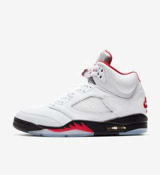 Nike AIR JORDAN 5 FIRE RED (店頭優先販売)