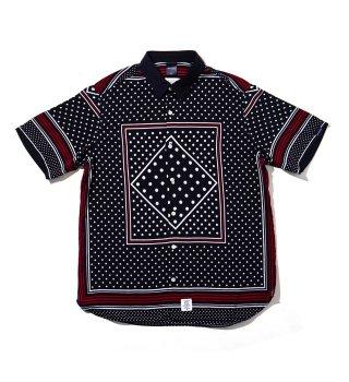 APPLEBUM(アップルバム) Dot S/S Shirt  (BLK)