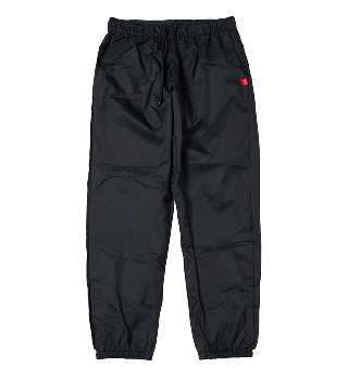 GRAVY SOURCE(グレイビーソース) NYLON JOGGER PANTS (BLK)