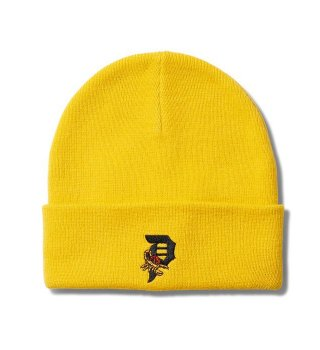 PRIMITIVE(プリミティブ)DIRTY P SCORPION BEANIE (GOLD)