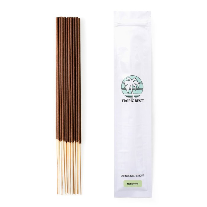 Tropic Best incense / NEFERTITI