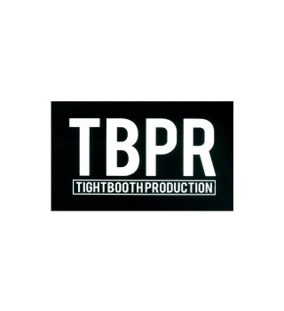 TIGHTBOOTH PRODUCTION(タイトブース)TBPR SILK STICKER
