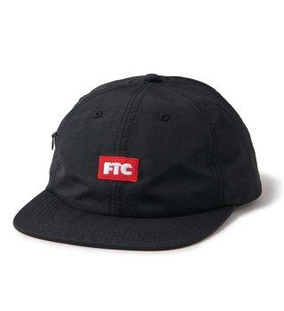FTC / SIDE POCKET NYLON 6 PANEL (BLK)