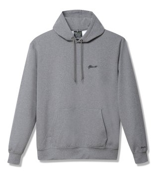 BackChannel(バックチャンネル) DRY STRETCH PULLOVER PARKA(MIX GREY )