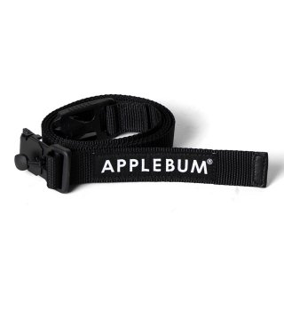APPLEBUM(アップルバム)Magnet Tape Belt (BLK)