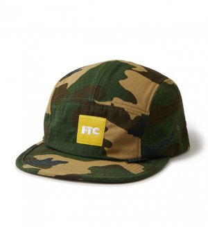 FTC / CORDURA CAMP CAP (CAMO)