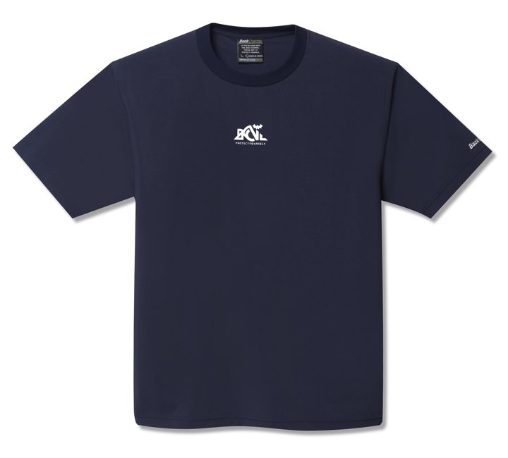 Back Channel(バックチャンネル) COOL TOUCH T (Navy)