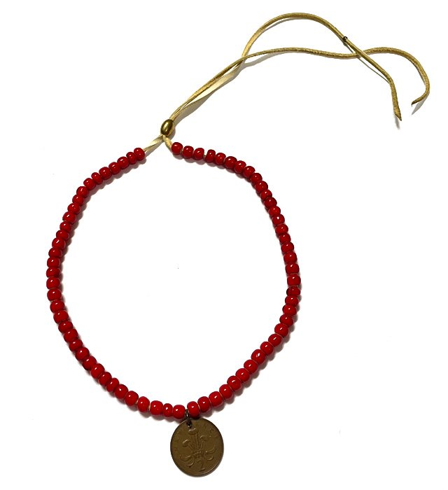 Red Blood Necklace