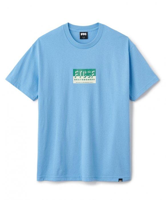 FTC  / FRESH TEE (CAROLINA BLUE)