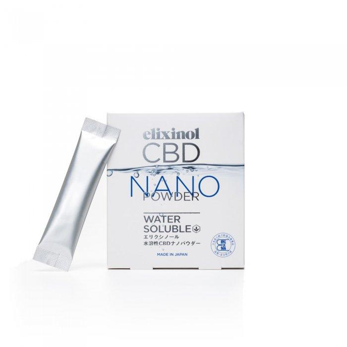 CBD Elixinol エリクシノール CBD ナノパウダー