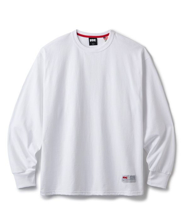 FTC / ATHLETIC L/S TOP (White)