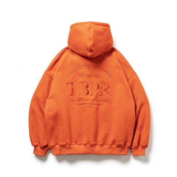TIGHTBOOTH (タイトブース)STRAIGHT UP HOODIE (Orange)