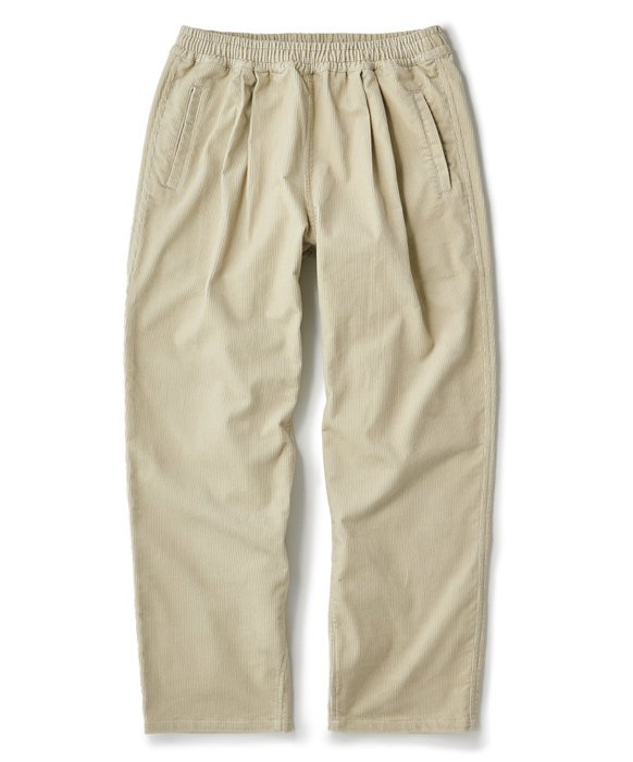 FTC / CORDUROY EASY PANT (Natural)