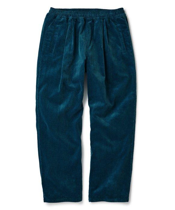 FTC / CORDUROY EASY PANT (Blue)