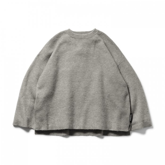 TIGHTBOOTH (タイトブース)MOHAIR SWEATER (Grey)