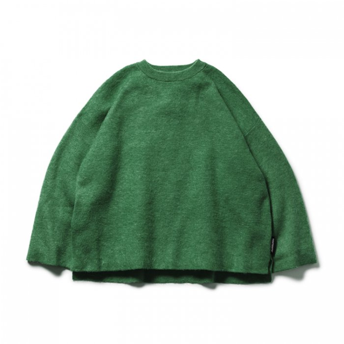 TIGHTBOOTH (タイトブース)MOHAIR SWEATER (Forest)