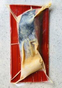 紅鮭味噌漬け1切