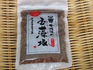 塩 新潟の塩 天然海水塩 玉藻塩 150g