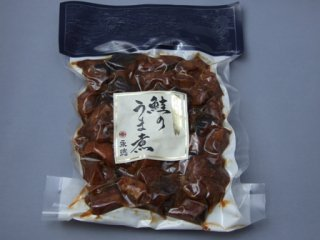 永徳  鮭のうま煮 白袋 鮭 シャケ 村上 地元新潟の名産