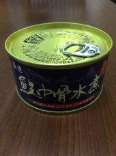 永徳 鮭中骨缶詰