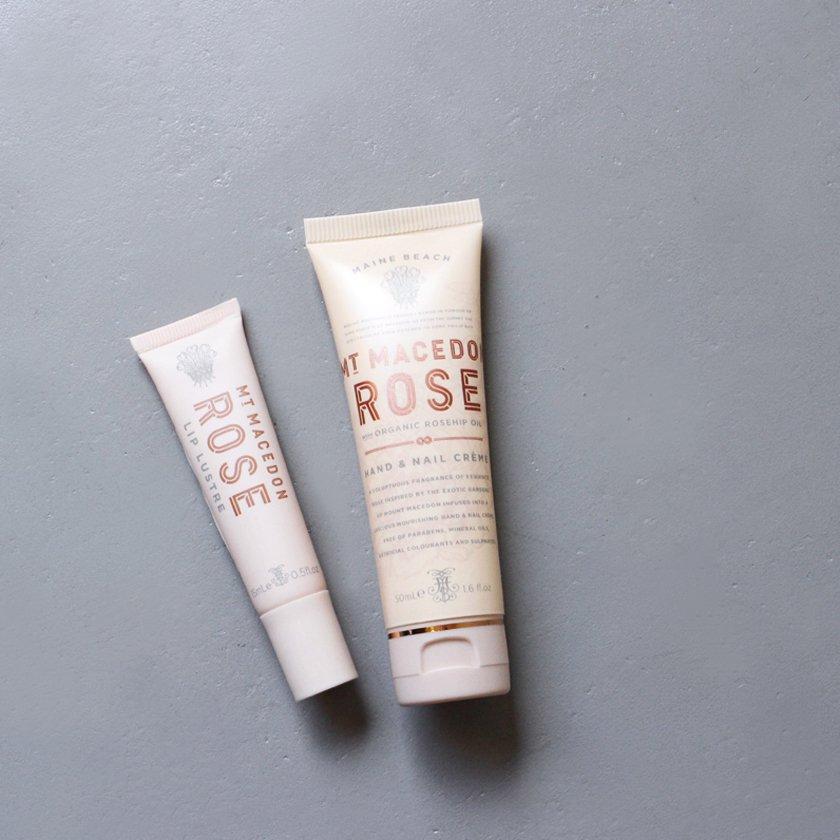 MAINE BEACH  Mt Macedon Rose Essentials DUO Pack