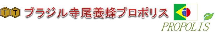 グリーンプロポリス発見者が作るブラジル寺尾養蜂日本支社