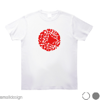 日の丸 Tシャツ [熊本地震チャリティ]
