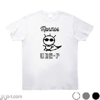 のりピー Tシャツ [マンモスうれぴー]