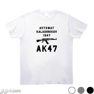 AK47 Tシャツ [ラスベガス銃乱射事件]