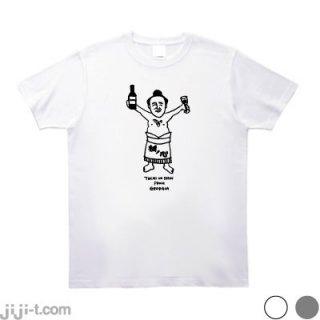 相撲 Tシャツ [栃ノ心優勝]
