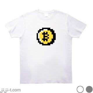 ビットコイン Tシャツ [バブル再来!?]