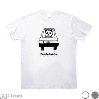パンダパンダ Tシャツ [祝シャンシャン1歳]
