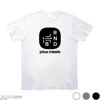 <img class='new_mark_img1' src='//img.shop-pro.jp/img/new/icons6.gif' style='border:none;display:inline;margin:0px;padding:0px;width:auto;' />プリウスミサイル Tシャツ [高齢者の事故多発]