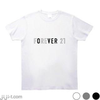 FOREVER21 Tシャツ [日本撤退]