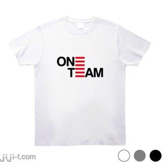 ONE TEAM ワンチーム Tシャツ [2019年 流行語大賞]