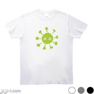 コロナウイルス Tシャツ [新型コロナが世界的流行に]