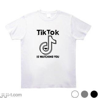 TikTok Tシャツ [中国政府が世界を監視!?]