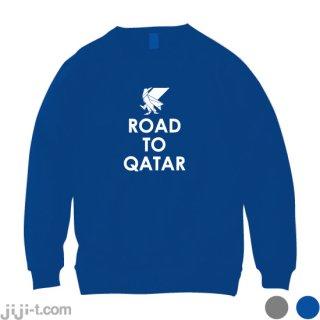 日本代表ヤタガラス Road to Qatar トレーナー [2022年カタール大会]