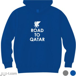 日本代表ヤタガラス Road to Qatar パーカー [2022年カタール大会]