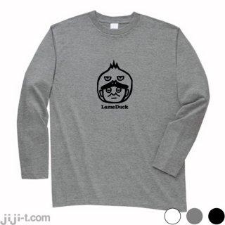 <img class='new_mark_img1' src='https://img.shop-pro.jp/img/new/icons6.gif' style='border:none;display:inline;margin:0px;padding:0px;width:auto;' />レームダック 菅義偉 長袖Tシャツ [地元横浜で惨敗]