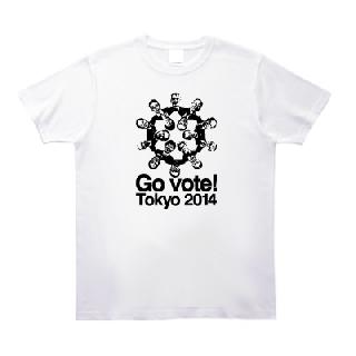 東京都知事選 Tシャツ
