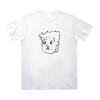 鼻血んぼ Tシャツ [美味しんぼ鼻血騒動]